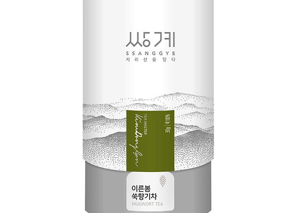 Korean Ssangkye Mugwort Tea - 30g (Loose Tea)