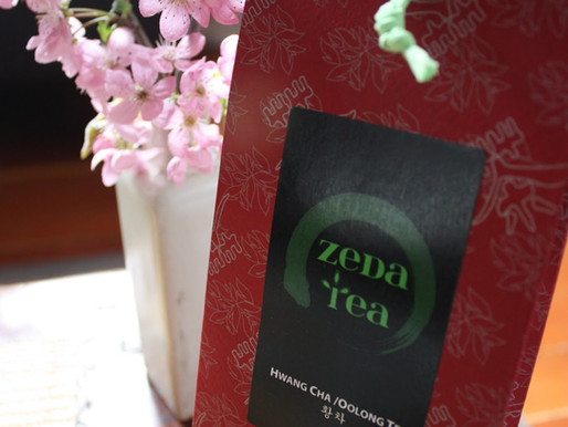 ZeDa Tea Wild Jiri Mountain Korean Yellow Tea