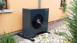 Compacline présente la Compac-ASX. Une pompe à chaleur en Aérothermie (air/eau)