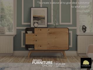 January Furniture Show 2018