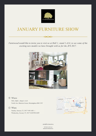 January Furniture Show 2017