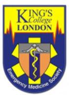 KCL Emergency Medicine