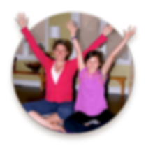 Mother-Daughter Yoga Classes and Lessons in Toronto, Activity to do with Mother-daughter in Toronto GTA