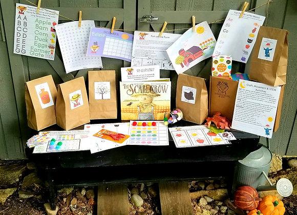 Kindergarten readiness box