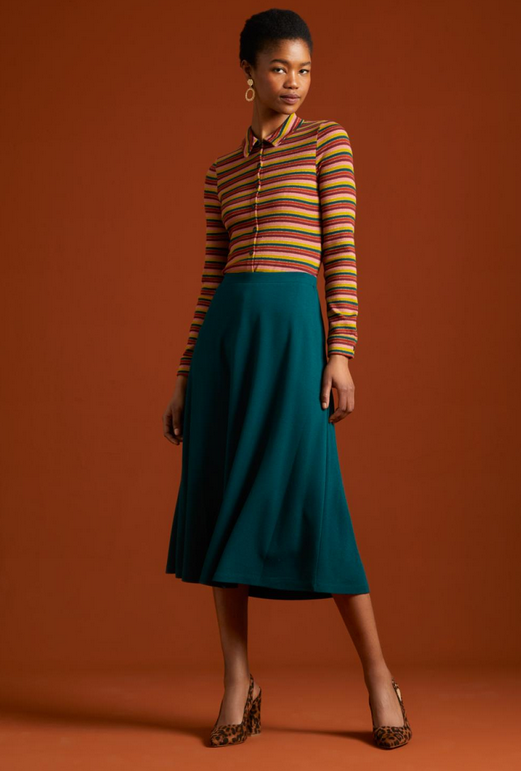 Juno Skirt Milano Crepe