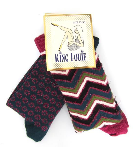 Socks 2-Pack Peaky