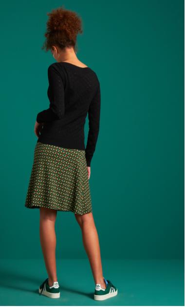Border Skirt Calypso