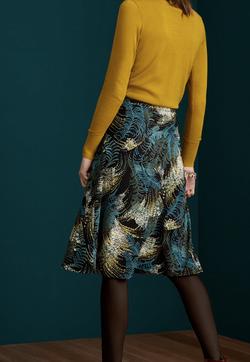 Juno Midi Skirt
