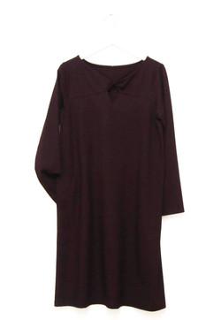 Jerseykleid mit Taschen