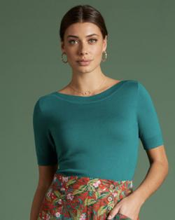 Audrey Top Organic Cottonclub