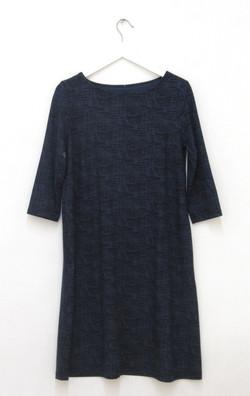 Jersey Kleid mit Taschen
