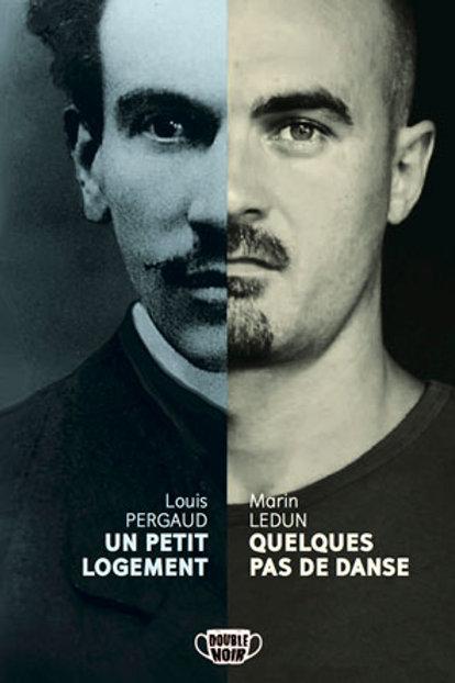 Deux Nouvelles Double Noir Louis Pergaud & Marin Ledun