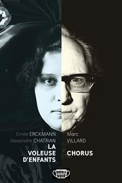 Double Noir Erckmann-Chatrian & Marc Villard