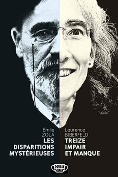 Double Noir Emile Zola & Laurence Biberfeld