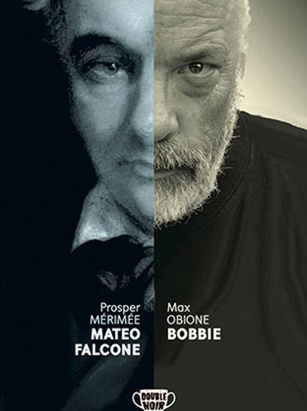 Deux Nouvelles Double Noir Prosper Mérimée & Max Obione