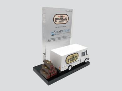 Bakery Bread Truck
