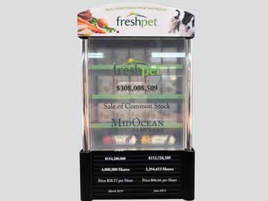Pet Food Fridge & Display
