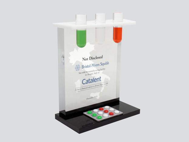 Test tube Vials & Pill Packet