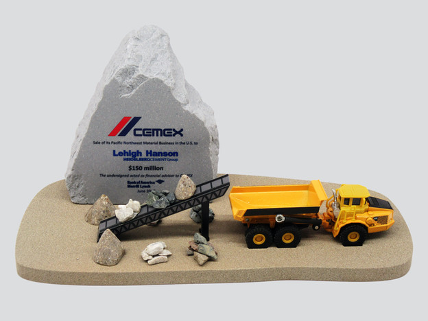 Stone and Rock Conveyor