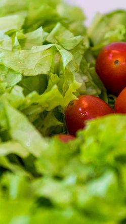 Foto Publicitaria Saladas