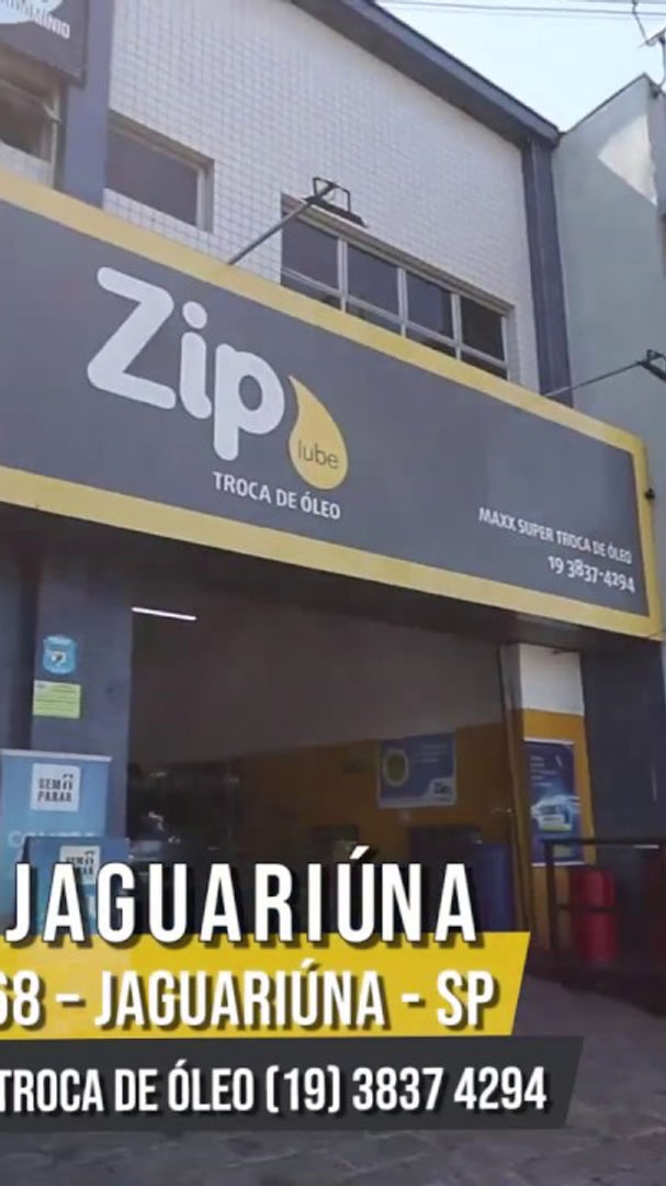 Video Institucional - Zip Lube