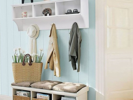 Let's talk about Mudrooms!