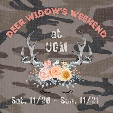 Deer Widow's Weekend (Instagram Post).png