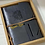 Thumbnail: Elegant Moments Matter Leather and Suede Journal