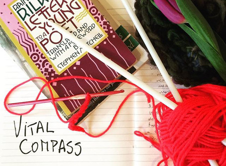 From Vital Compass, the workshop to  Vital Kompass, the website and podcast
