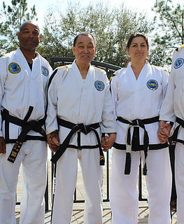 Master Lyle, GM Hwang, Master Golino-Crisco, Sabum Labossier