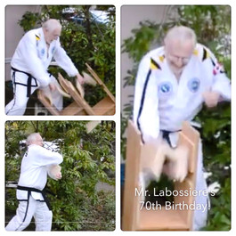 Mr. Labossiere, 2020