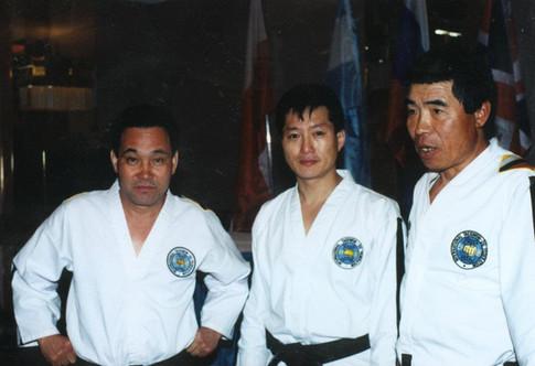 GM's Hwang, Rhree, Hwa