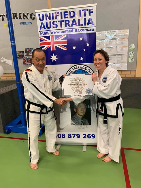 Certifications/Promotions