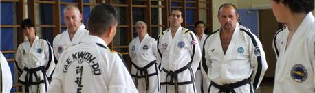 Grand Master Hwang Event