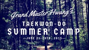 Grand Master Hwang Events