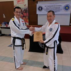 GM Hwang with Sabum Kenneth