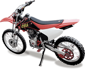 CRF 230 tanque