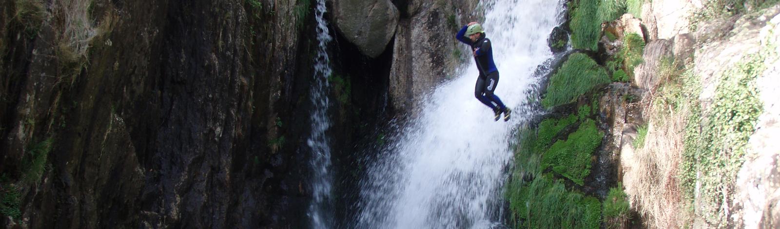 topo canyoning 5