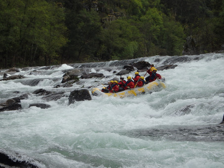 Sports and outdoor activities in Portugal