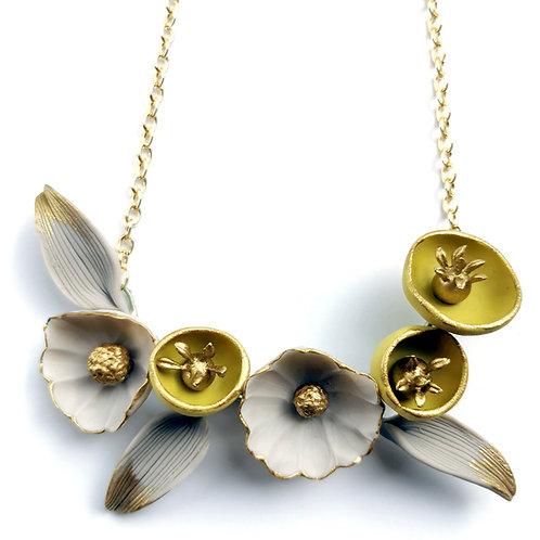 Collar Flores F104