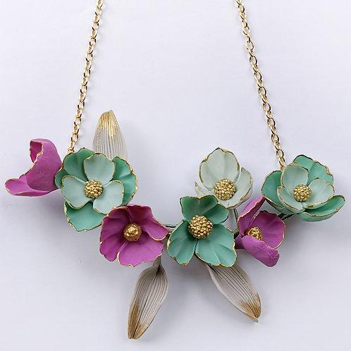 Collar Flores F106