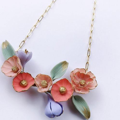 Collar Flores F101