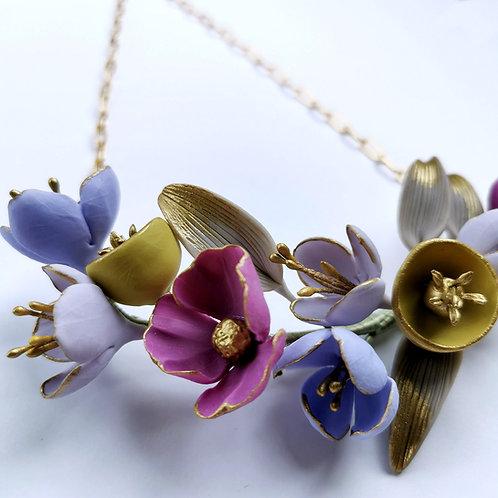Collar Flores F107