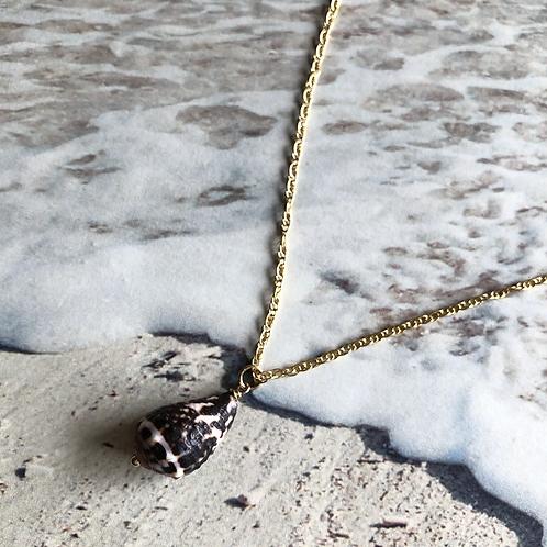 14KGF Hawaiian Cone Shell Necklace