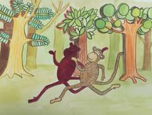 llustratie voor verhaal Sesamstraat