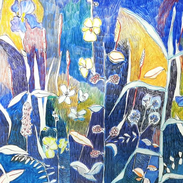 Blauwe Berm