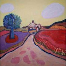Bourgondisch landschap 1