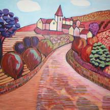 De Weg naar Etrigny