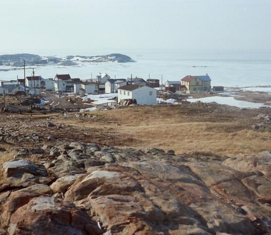 Hewitt's Point, Barr'd Islands, 1973