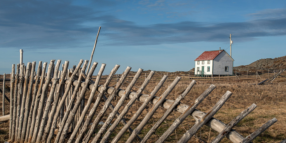 Virtual Tour of Tilting Artists in Residency on Fogo Island